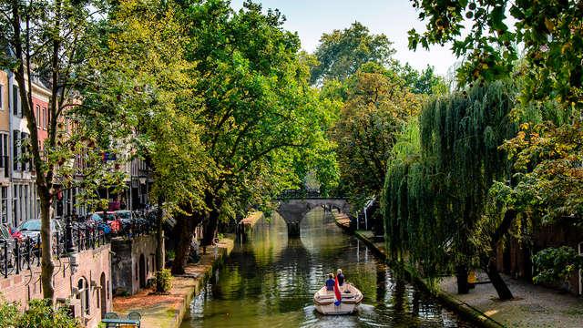 Ontdek Utrecht en ontspan in premiumkamer inclusief spa toegang (vanaf 2 nachten)