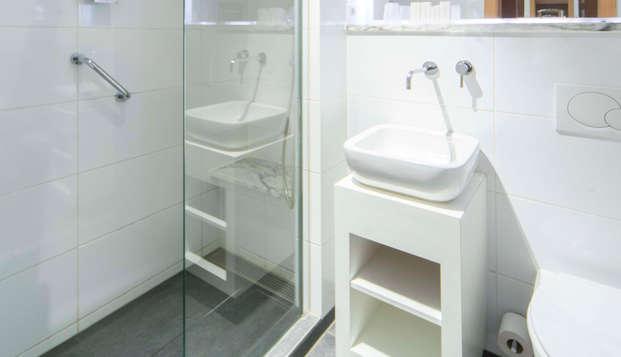 Hotel Saint-Aygulf - bath