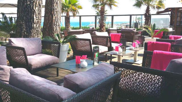 Escapade les pieds dans l'eau entre Cannes et Saint-Tropez