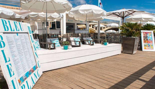 Hotel Saint-Aygulf - terrace