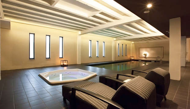 Vertrek op luxueus weekend naar Mechelen met privé spa en bubbels