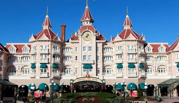 Visita mágica a Disneyland® Paris (1 día / 2 parques)