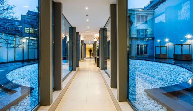 Mercure Brussels Centre Midi - entry