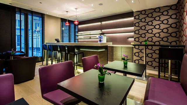 Mercure Brussels Centre Midi - bar