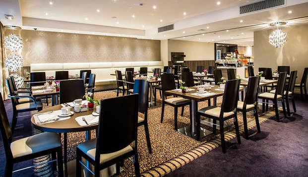 Mercure Brussels Centre Midi - restaurant