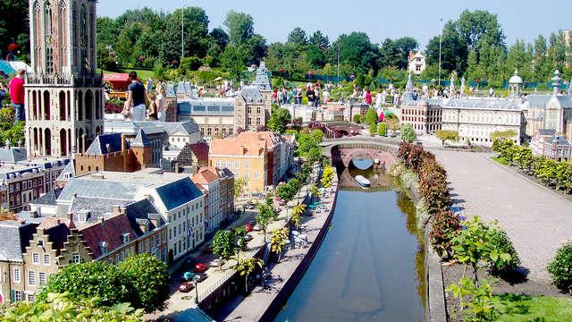 Profitez d'un week-end en bord de mer à Scheveningen et visitez le Madurodam