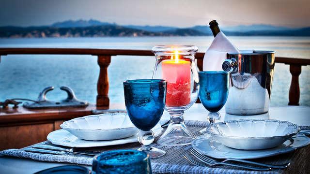 ¡Estancia romántica con cena, spa y Suite!