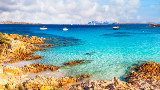 Benessere e gusto in riva al mar di Sardegna con Grimaldi (9 giorni/7 notti)