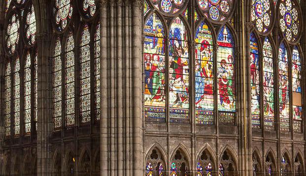 Découvrez la Basilique Cathédrale Saint-Denis
