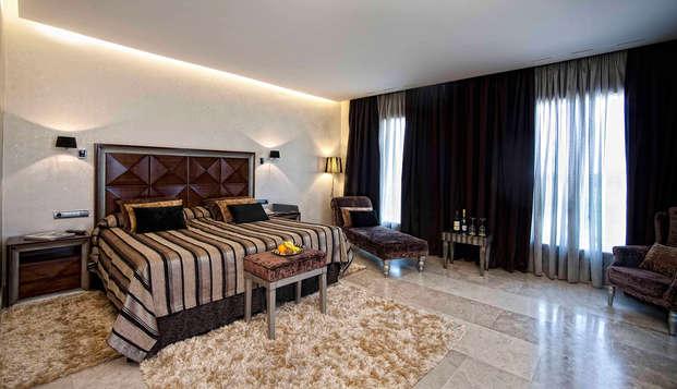Escapada de lujo en la Ribera del Duero en habitación doble clásica