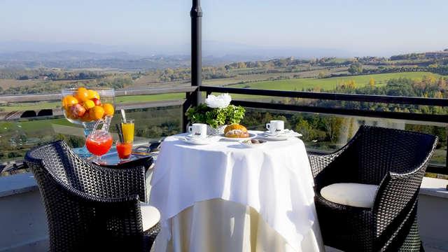 Invito a cena fra le bellezze della Val di Chiana e della Val d'Orcia!