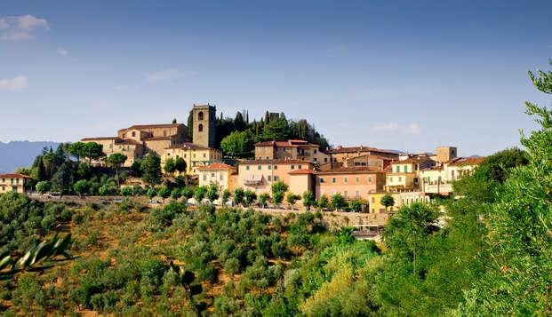 Escapada romántica en la Toscana
