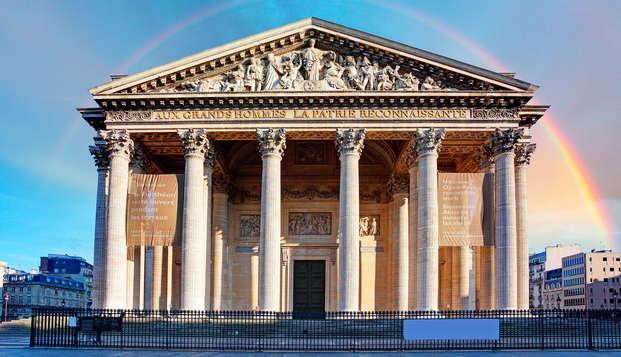 Week-end à Paris avec entrée au Panthéon