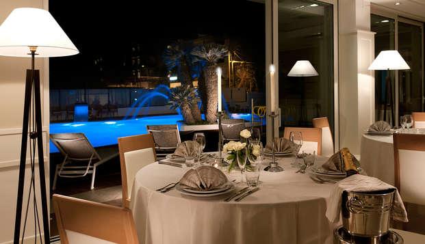 Relax y cena en Riccione (desde 2 noches)
