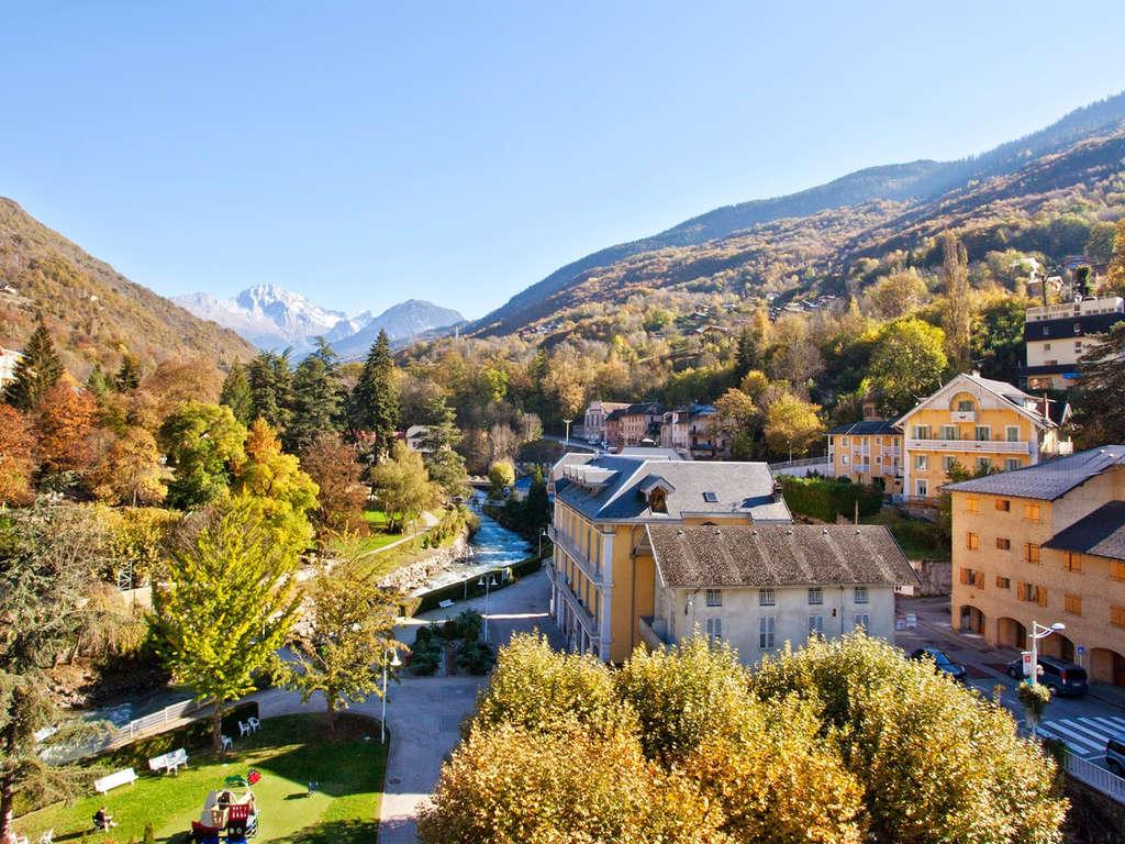 Séjour Les 3 Vallées - Offre spéciale: Escapade à deux face au massif de la Vanoise (à partir de 2 nuits)  - 4*