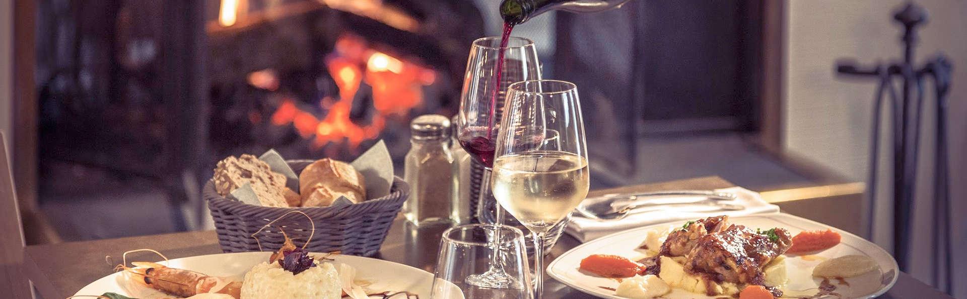 Saint Valentin : Détente et dîner bistronomique, au cœur des 3 Vallées