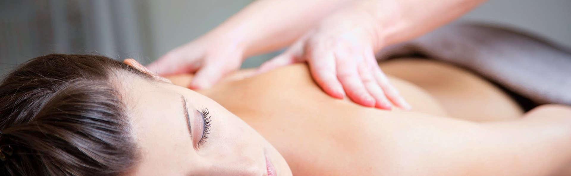 Week-end bien-être avec soin et accès spa à Brides-Les-Bains