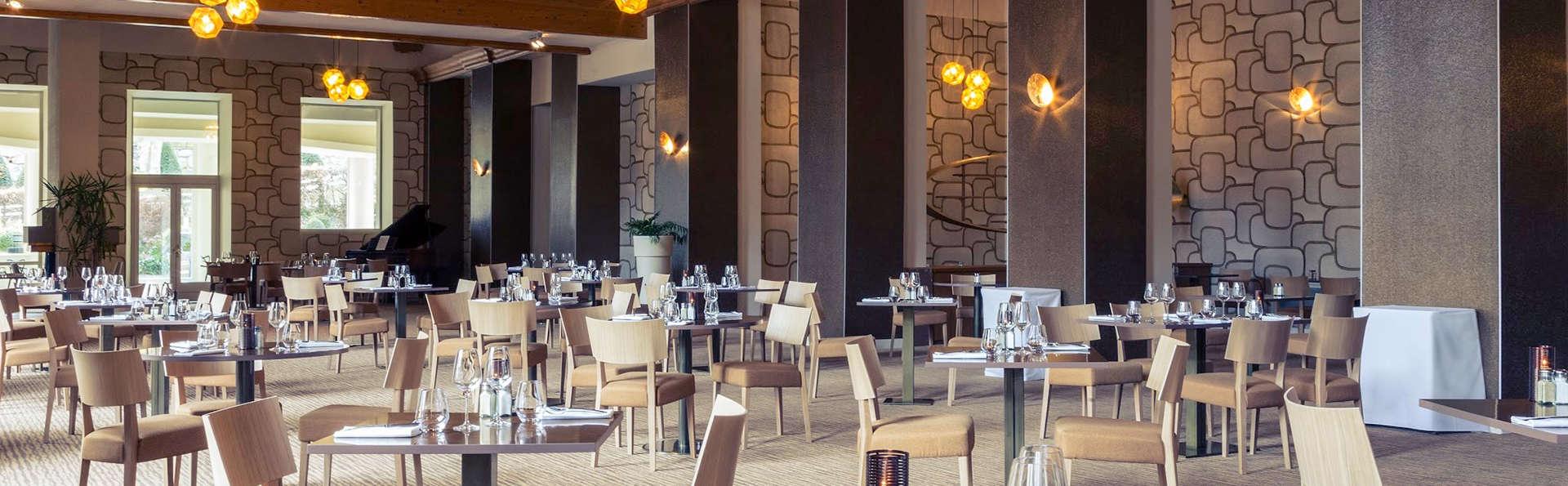 Week-end avec dîner bistronomique et accès spa, au cœur des 3 Vallées