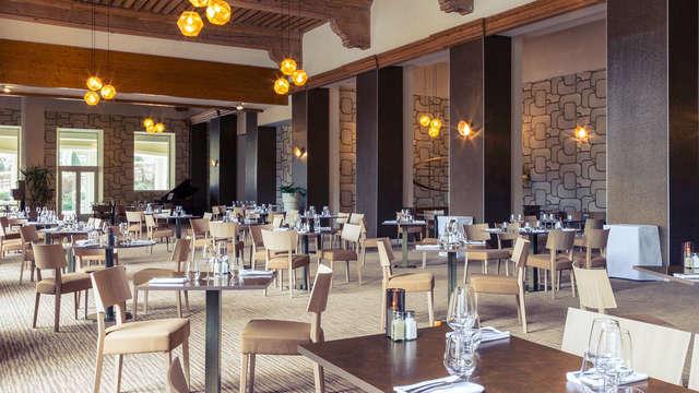 Diner, wellness en natuur in Brides-les-Bains