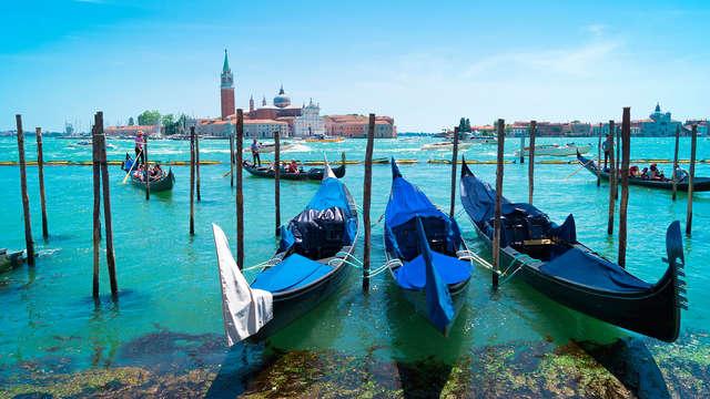 4* verblijf aan de rand van Venetië