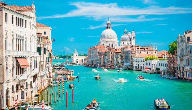 Découvrez Venise Mestre dans un hôtel au confort optimal