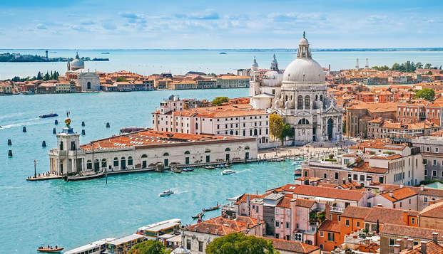 Offerta imperdibile: 3 notti con cena ad un passo da Venezia!
