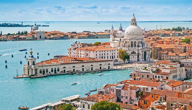 Estancia inolvidable y cena a las afueras de Venecia