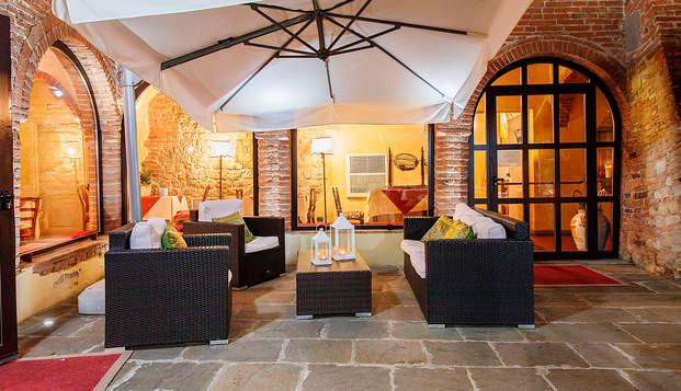 Escapada relax en el Borgo Toscano (a partir de 2 noches)