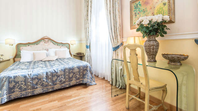 Week-end en suite dans le centre de Rome