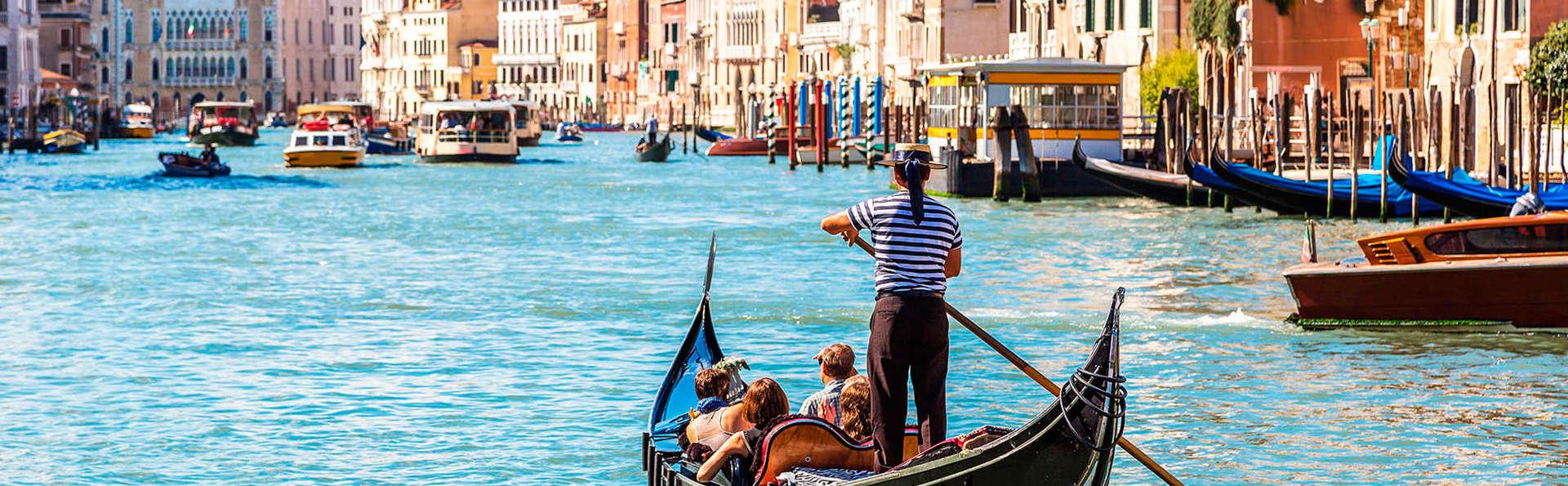 Balade en gondole à Venise (à partir de 2nuits)