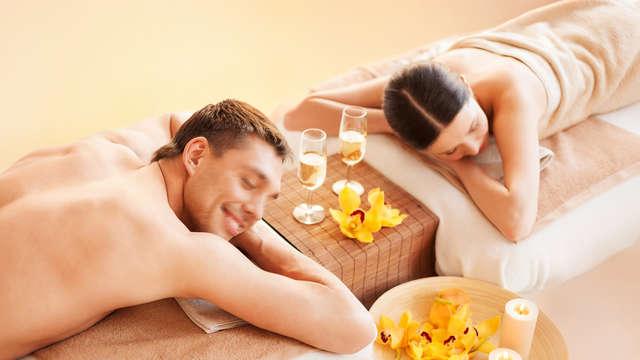 Massage en duo et pause gourmande dans un cadre enchanteur en Toscane (à partir de 2 nuits)