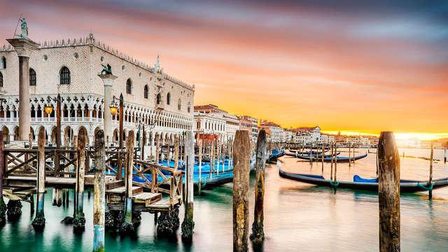 Alle porte di Venezia e Padova in un accogliente hotel con parcheggio