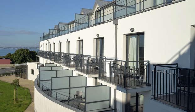 Thalasso Concarneau Spa Marin Resort - balcony