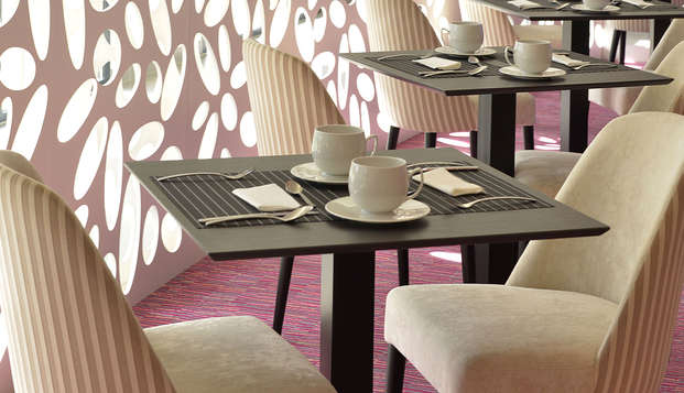 Thalasso Concarneau Spa Marin Resort - coffe Details
