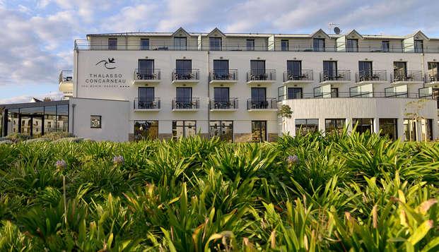 Thalasso Concarneau Spa Marin Resort - front