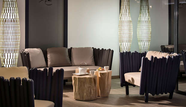 Thalasso Concarneau Spa Marin Resort - lounge