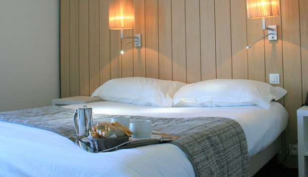 Thalasso Concarneau Spa Marin Resort - room
