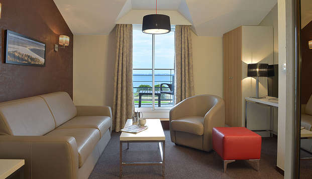 Thalasso Concarneau Spa Marin Resort - suite