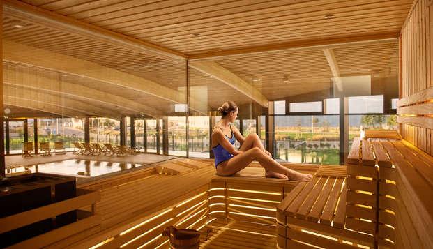 Thalasso Concarneau Spa Marin Resort - Sauna