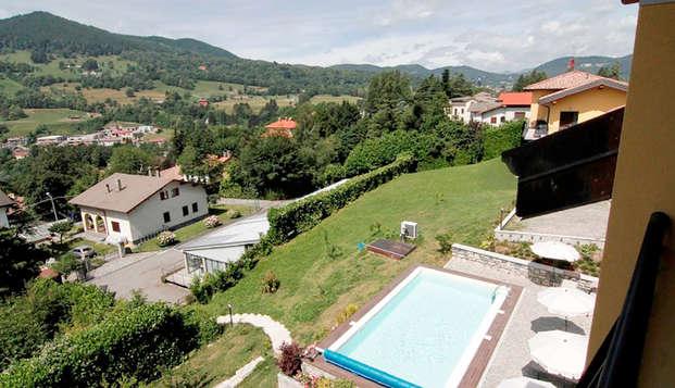 Offerta speciale tra il Lago di Como ed il Lago di Lugano! Due laghi a tariffa scontata!