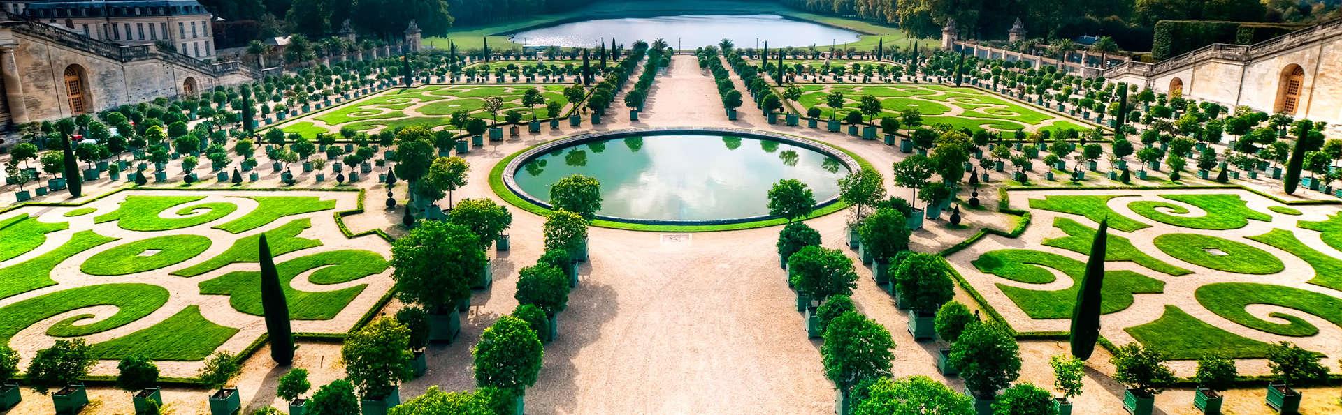 Week-end aux portes de Paris avec entrée au Château de Versailles (Pass 1 jour)