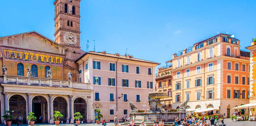 Hotel Le Nazioni Roma
