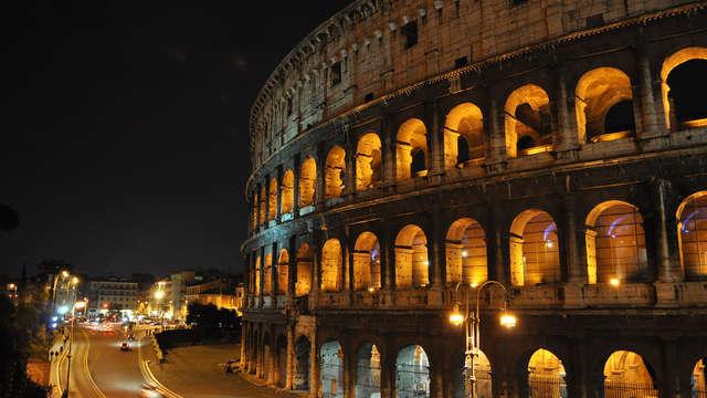 Visitez le Colisée et dormez à Porta Maggiore : nuit à l'hôtel et billets pour le Colisée !