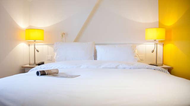 Verblijf in een superior kamer in de buurt van Giverny