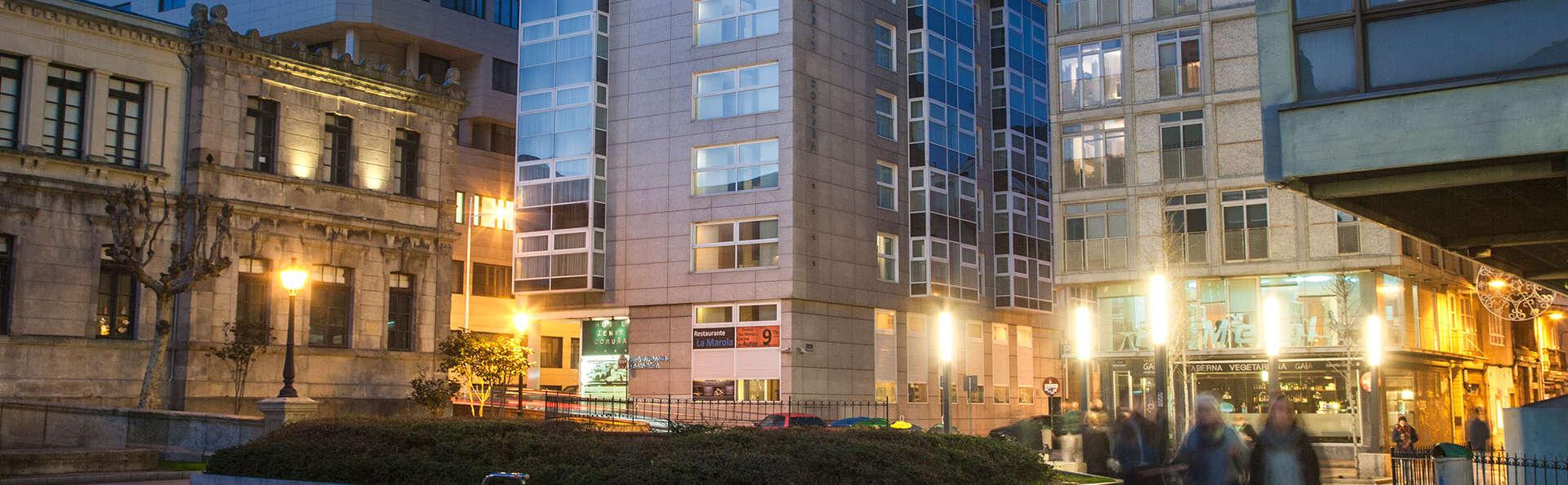 Hotel Zenit Coruña  - EDIT_front.jpg