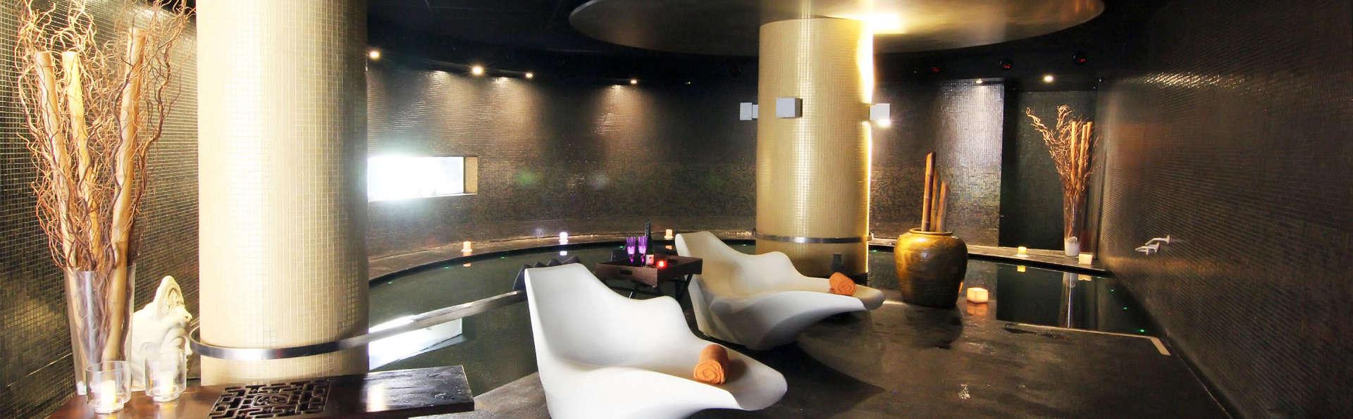 Lujo y Relax en un exclusivo hotel de Logroño con acceso a spa