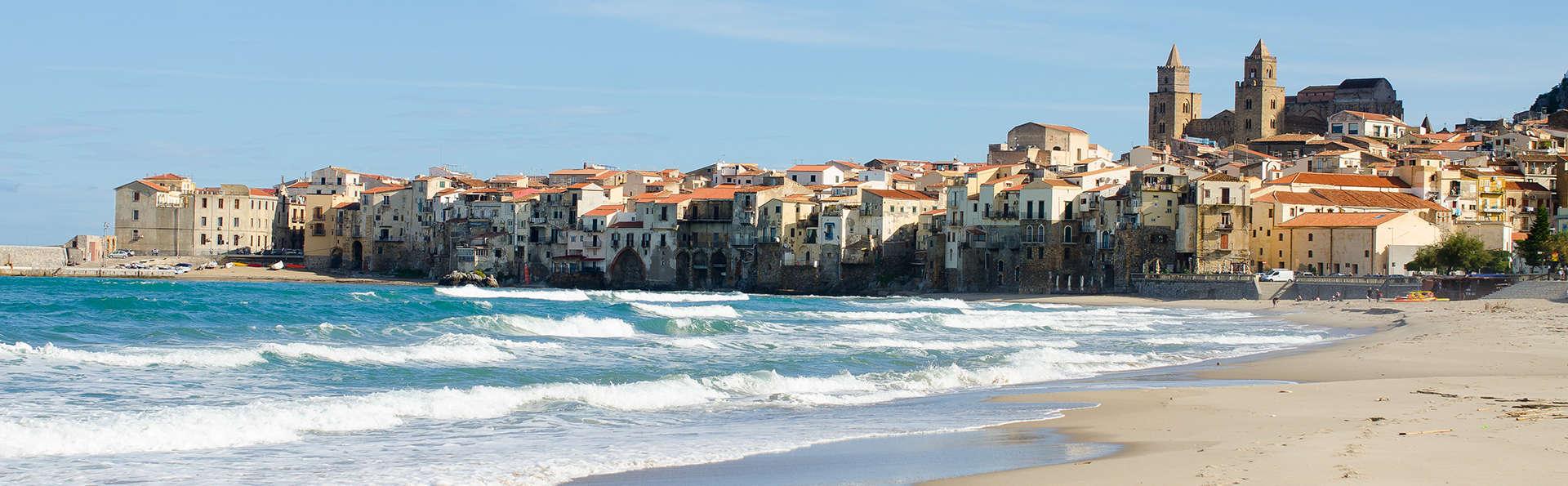 Prenota ora e risparmia: vacanza al mare nella splendida Cefalù