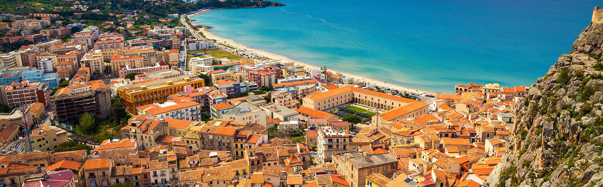 Offerta esclusiva: 3 notti sulla costa di Cefalù con upgrade in camera garantito!