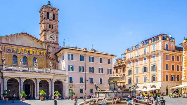 Soggiorno d'incanto nel cuore di Roma