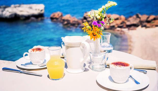 Soggiorno romantico a Castelsardo con spa e cena tutte le sere
